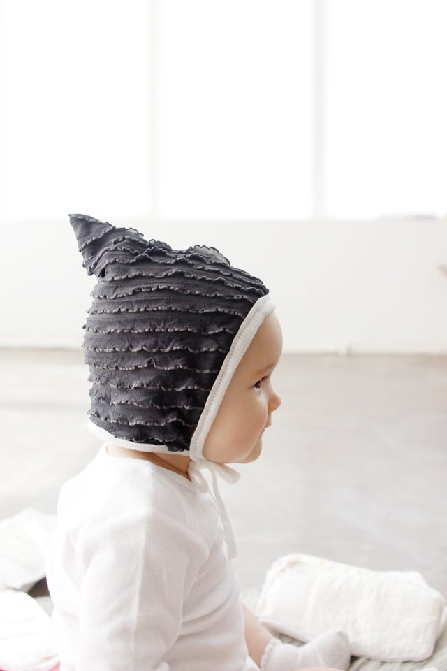 Image of Pixie Baby Bonnet Pattern