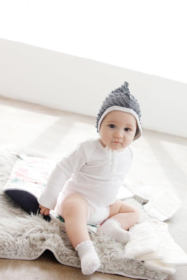 Image of Pixie Baby Bonnet Pattern