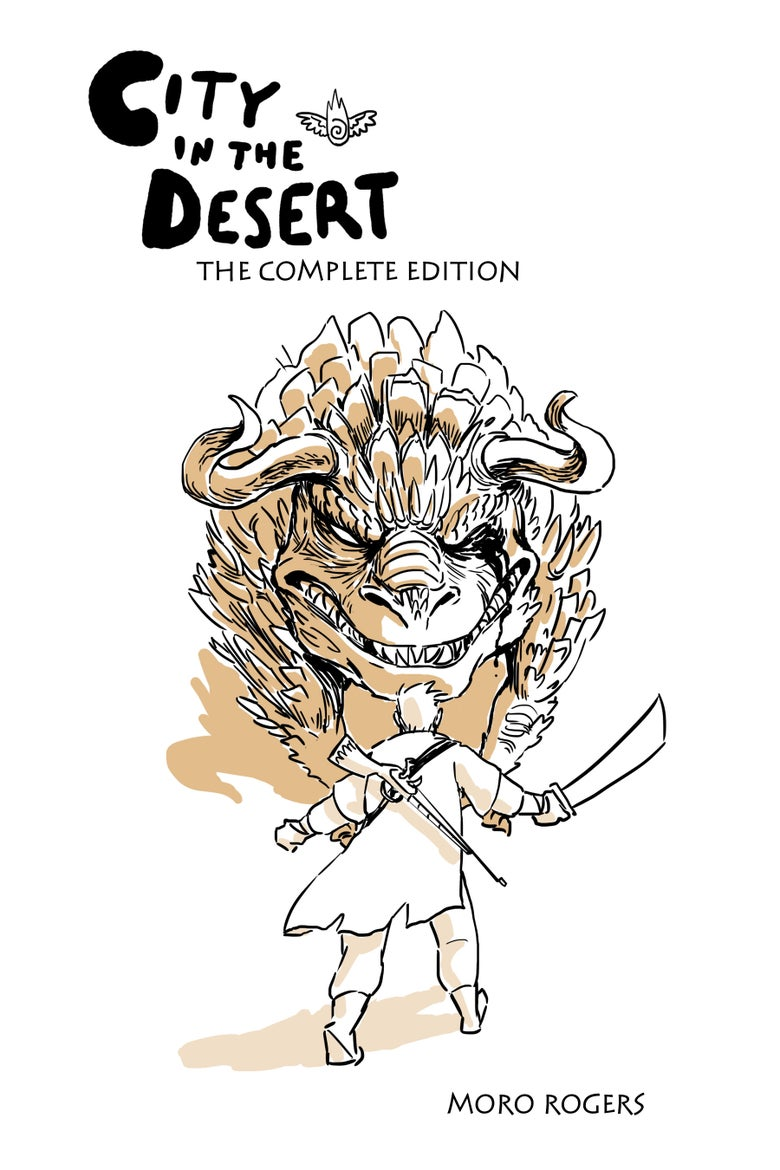 Image of City in the Desert--The Complete Edition