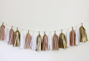 Image of Tassel Garland Kit
