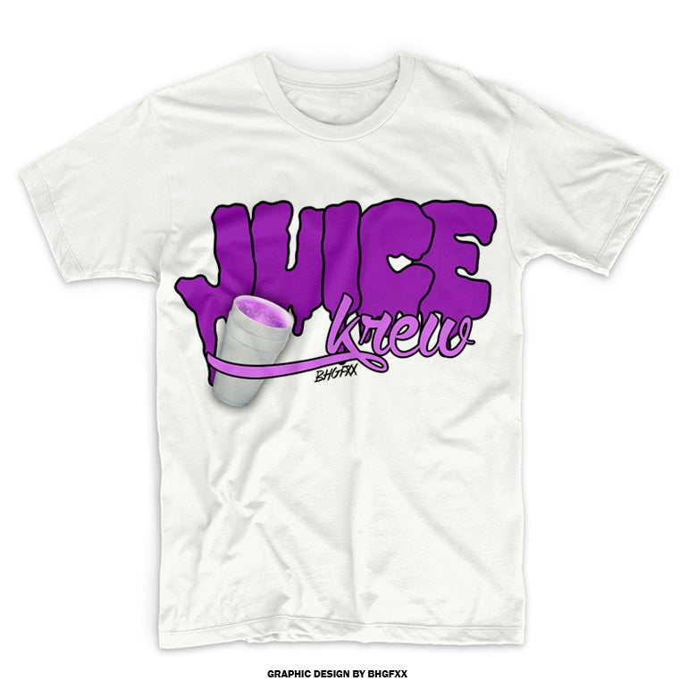 Image of Juice Krew | Purp Shirt