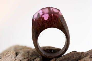 Image of Dark Pink Amethyst