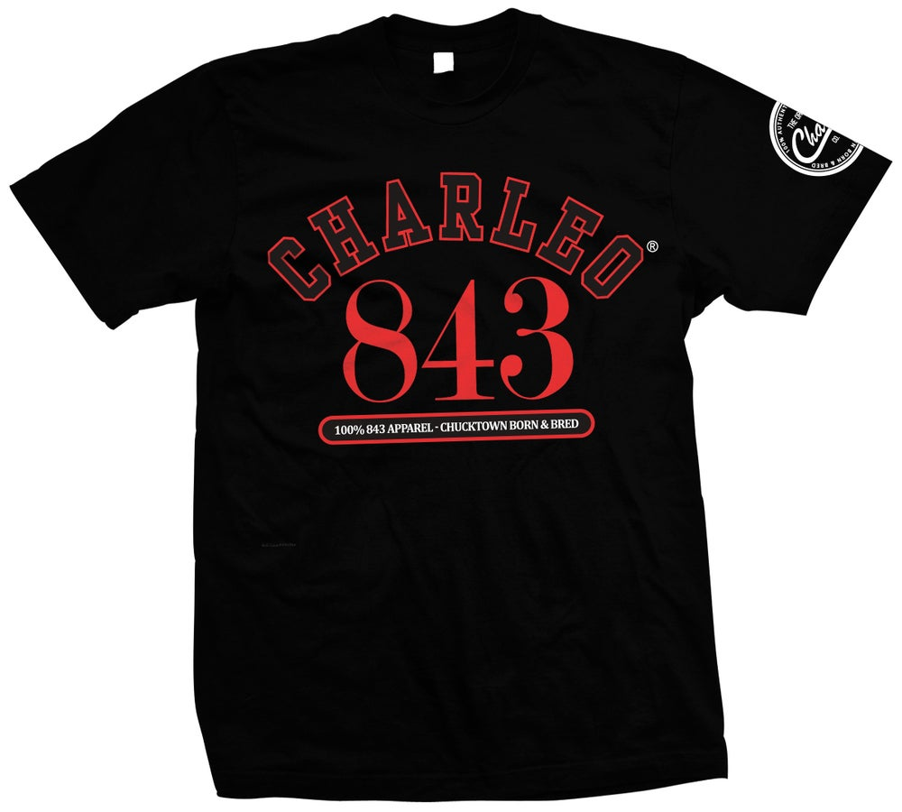 Image of The Original Charleo Varsity Tee (CLICK FOR MORE COLORS)