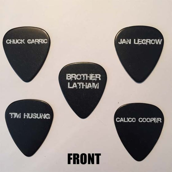 "Image of BEASTO BLANCO - 2016 ""Guitar Pick Pack"""