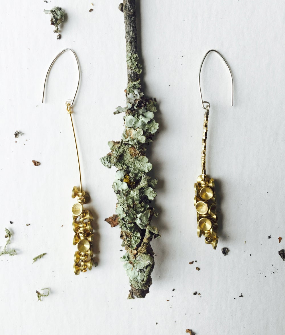 Image of Lichen Earrings