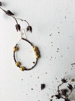 Image of Single vintage barley Earring