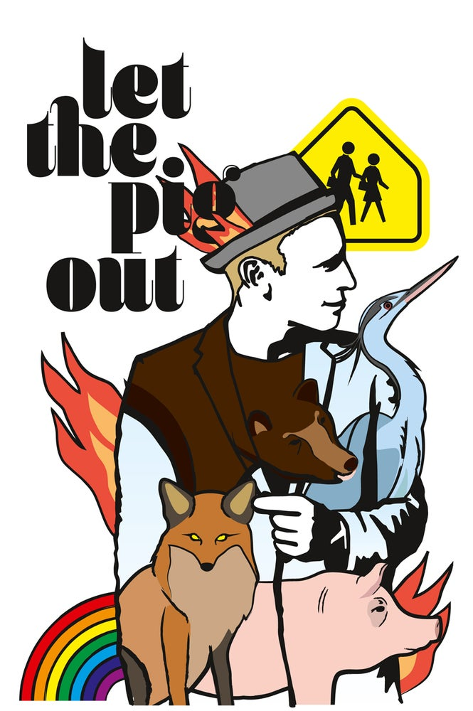 Image of Let The Pig Out by Chris Redmond