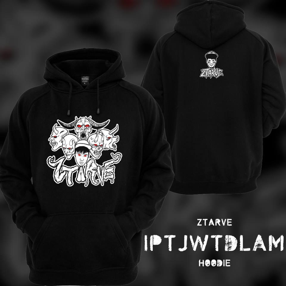 Image of Ztarve IPTJWTDLAM Hoodie!