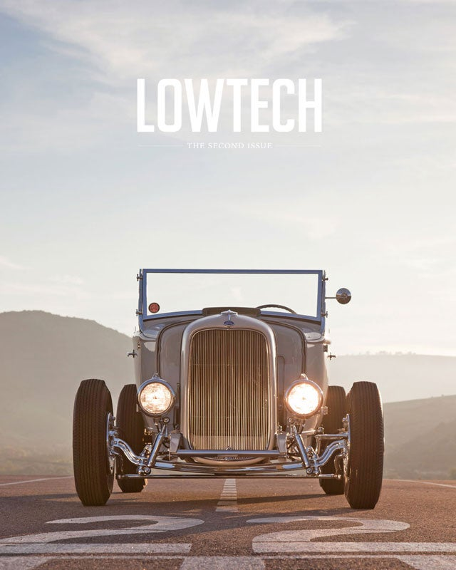 Image of LOWTECH – The Second Issue