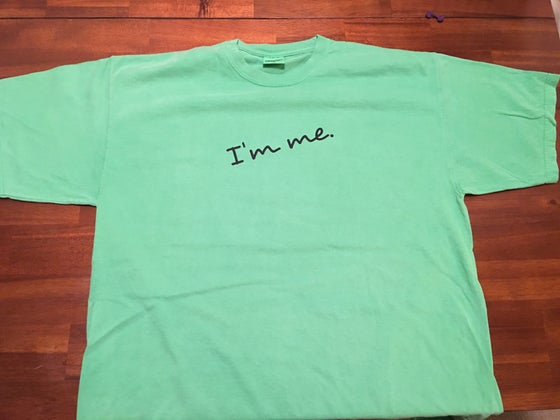 "Image of ""I'm Me."" Short Sleeve Shirt"