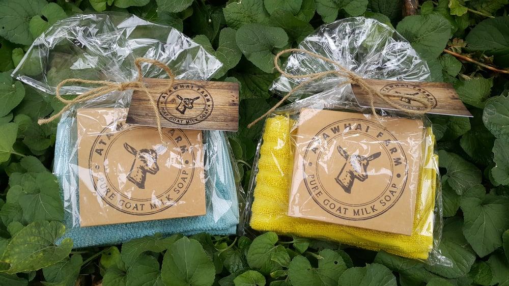 Image of Goat Milk Soap Gift Packs