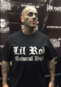 Image of LIL ROB NATURAL HIGH T-SHIRT