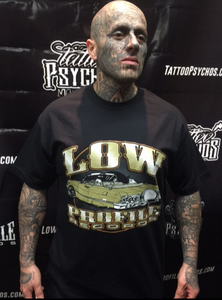 Image of LOWPROFILE RECORDS CLASSIC T-SHIRT
