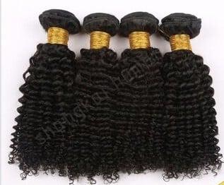 Image of Loose Wave, Deep Wave, Kinky Curly Brazilian Human Hair