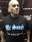 Image of MR SANCHO TRUE PLAYER T-SHIRT