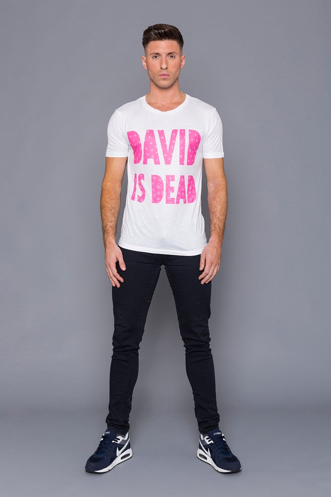 Image of David is Dead Unisex T-Shirt