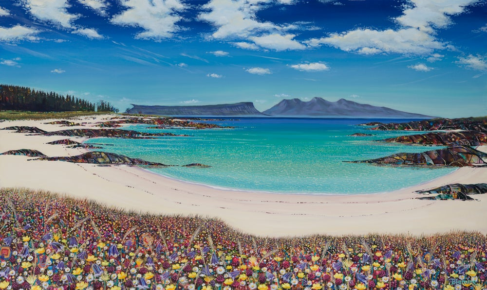 Image of ARISAIG GICLEE PRINT