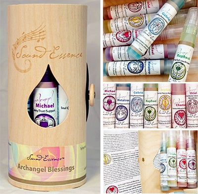 Image of Angel Blessings Kit Spray The Complete Collection Pocket Size 15ml