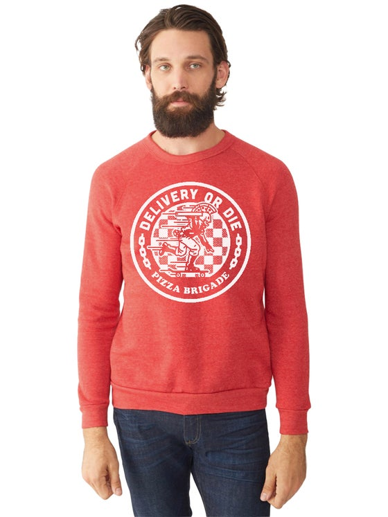 Image of DELIVERY OR DIE SWEATER