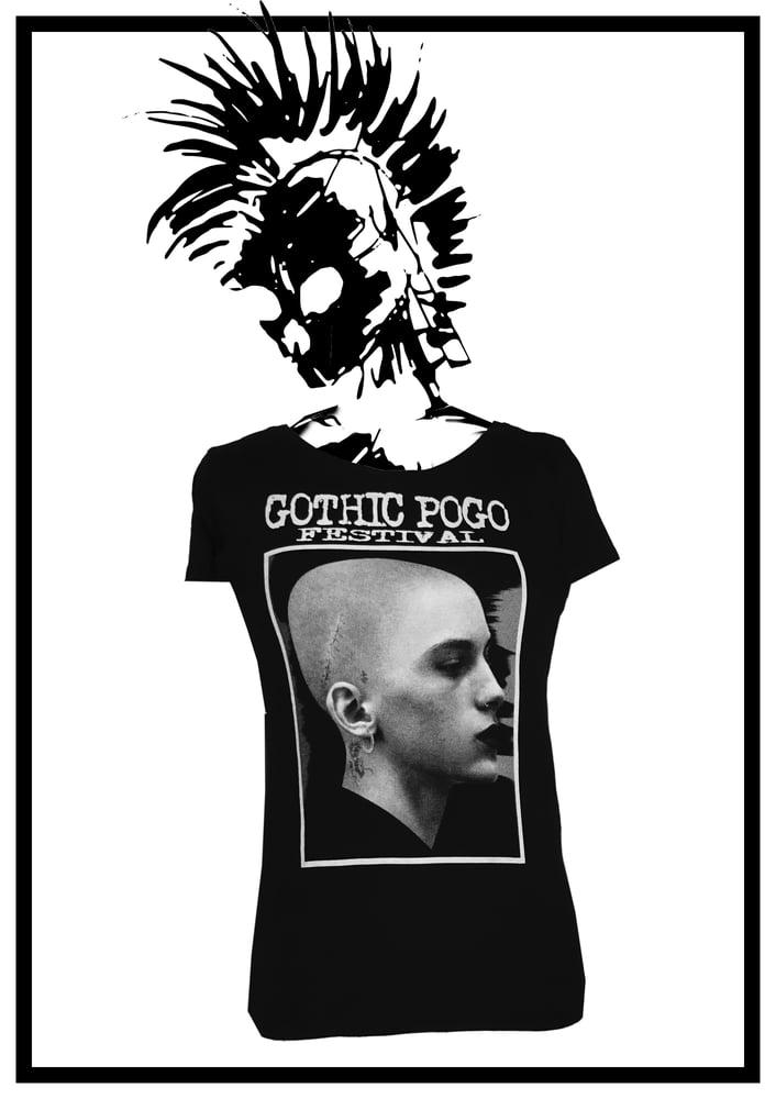 "Image of T-Shirt ""X"""