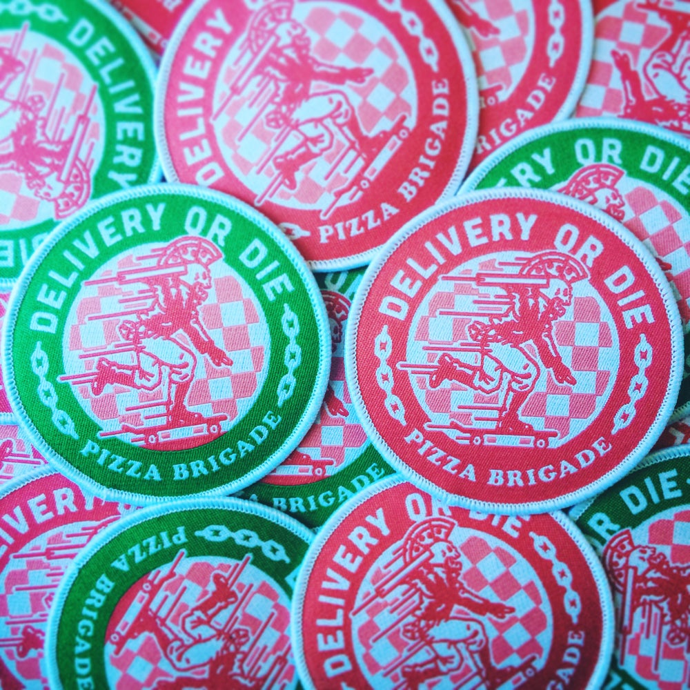 Image of DELIVERY OR DIE PATCH