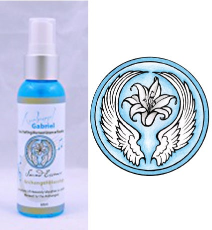 Image of Angel Blessing Spray for Archangel Gabriel 60ml/15ml