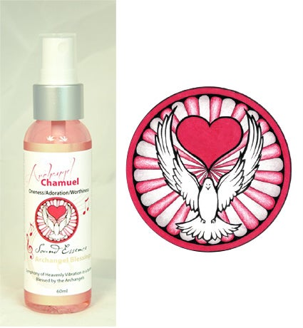 Image of Angel Blessing Spray for Archangel Chamuel