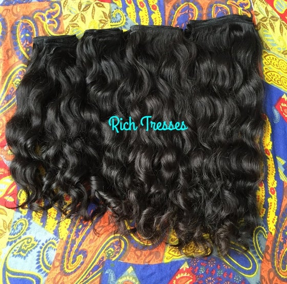 Image of RAW INDIAN WAVY
