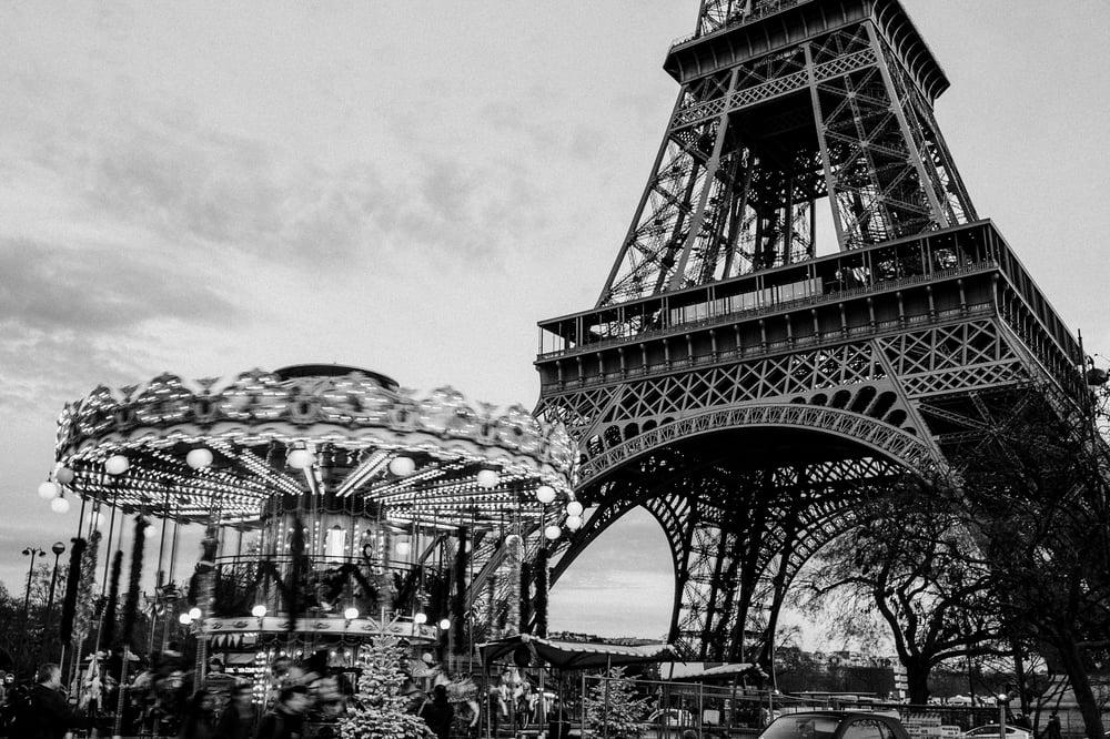 Image of Le Carrousel de la Eiffel