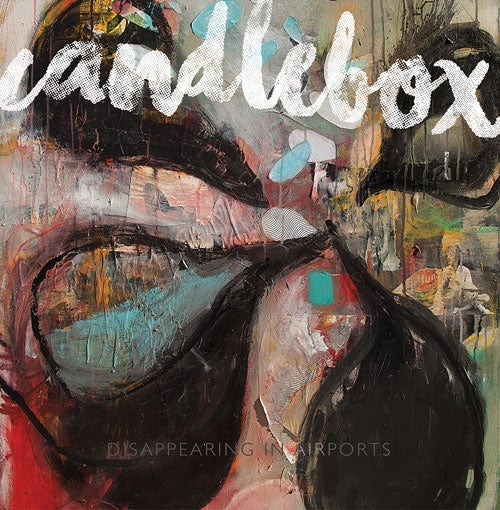 "Image of CANDLEBOX ""Disappearing in Airports"" Digipack CD, 2016"