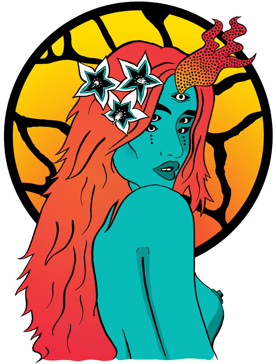 Image of Black Magick Bae