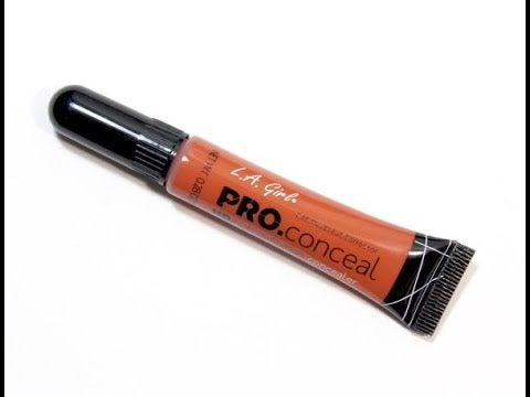 Image of L.A Girl Cosmetics Orange Concealer