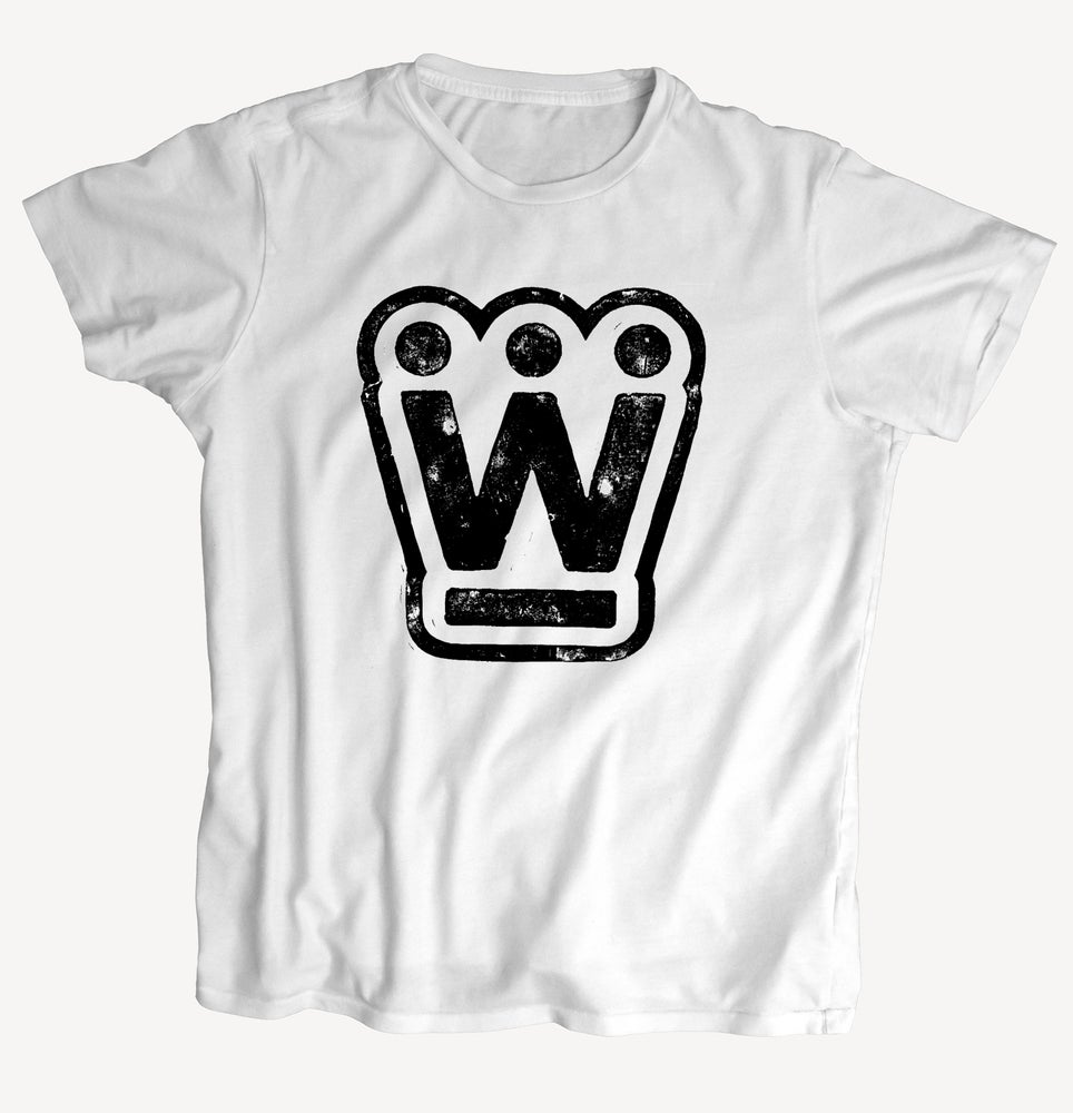 "Image of T-Shirt ""WUNDERSKORE"" - handprinted with love"