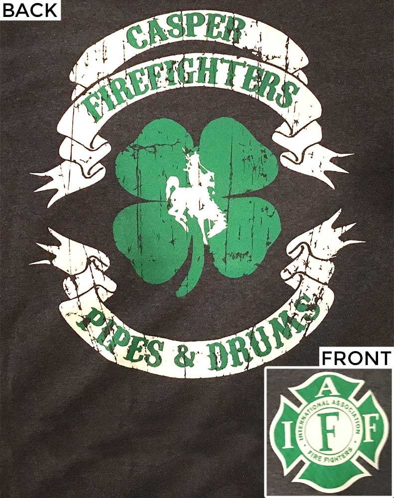 Image of SHAMROCK T-SHIRT