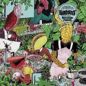 Image of LP The Irradiates : Revenge Of The Plants.
