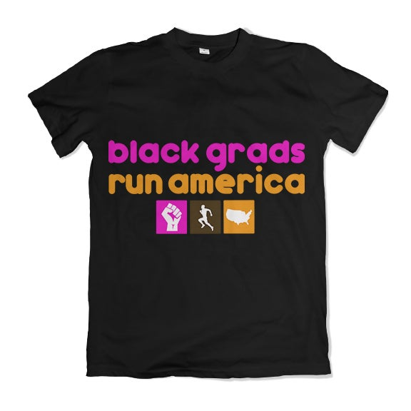 Image of Black Grads Run America