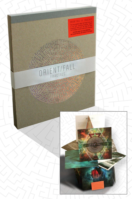 Image of FRACTALS (LIMITED BOX SET)