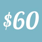 Image of 60.00 Deposit