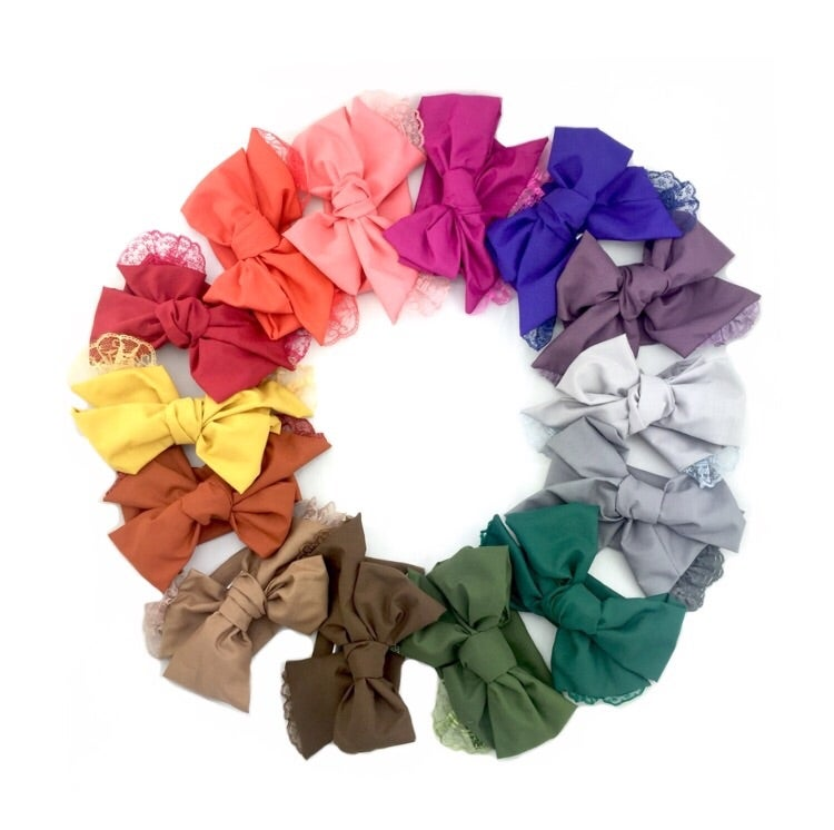 Image of 'Lady Lace' Headwrap- Basics range