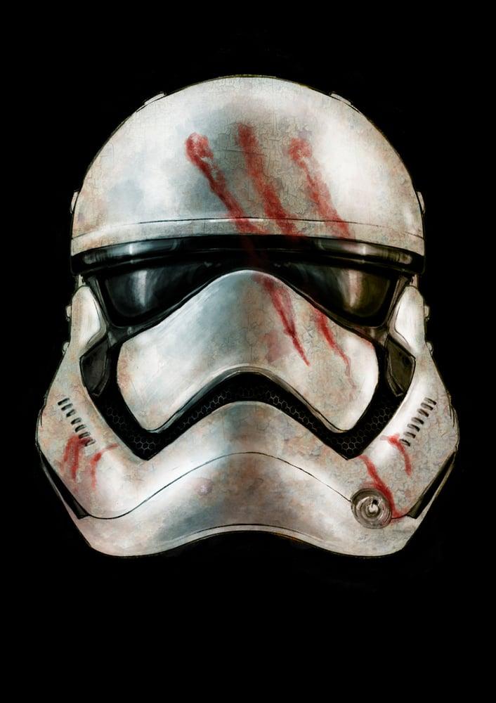 Image of Finn's Helmet