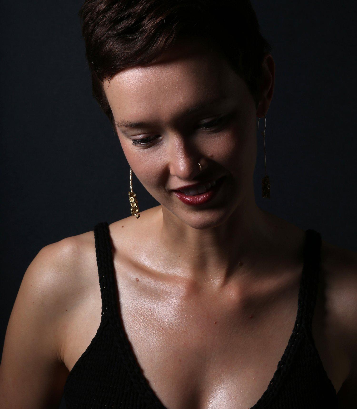 Image of Lichen Earrings