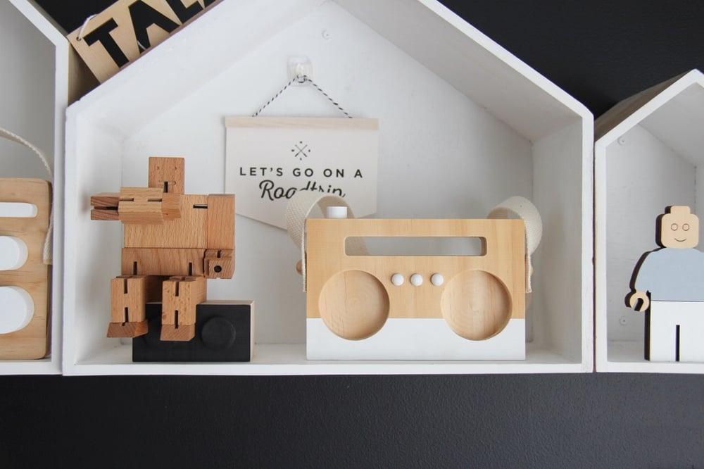 Image of The Mini Boom box