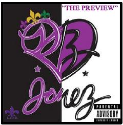Image of DAZ JONEZ ALBUMS (HARD COPIES)