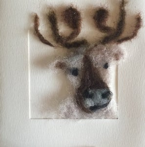 Image of Reindeer Card