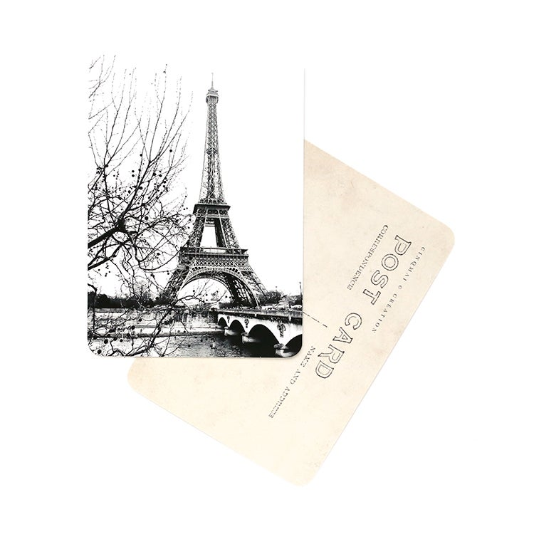 Image of Carte Postale LA BELLE DE PARIS