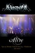 "Image of Bootleg DVD ""Alive"""