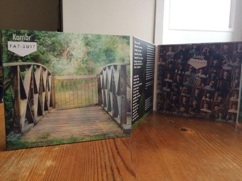 Image of Kambr CD