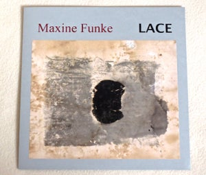Image of MAXINE FUNKE ~ LACE ~ lp (TIME-LAG 062)