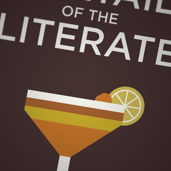 COCKTAILS OF THE LITERATE (2016) - Sorry.