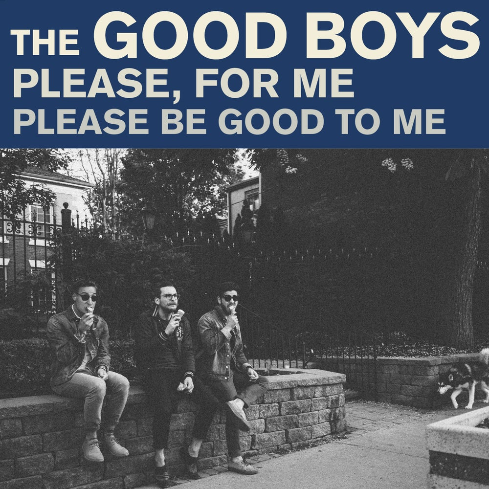 "Image of The Good Boys - Please For Me (7"" Vinyl)"